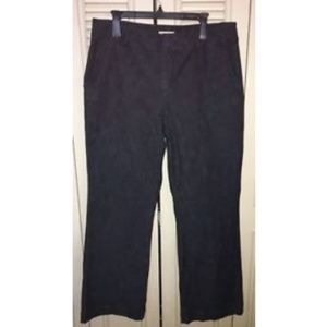 Coldwater Creek Stretch Trouser Jeans Dark Wash B4
